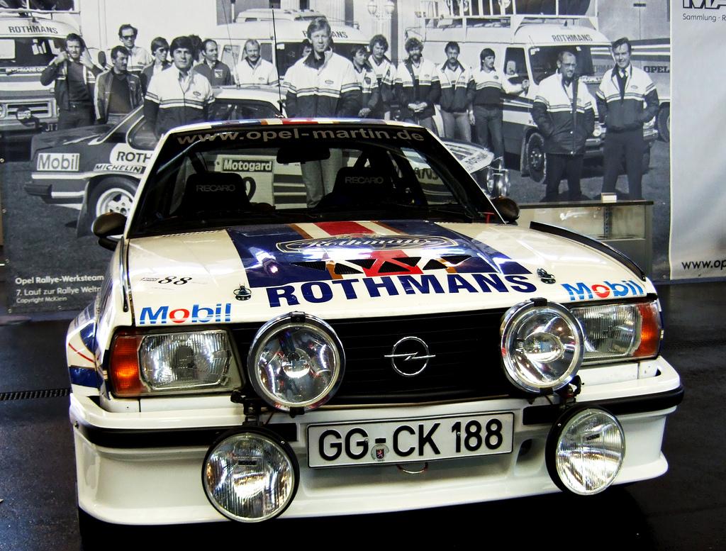 Opel Ascona Roehrl